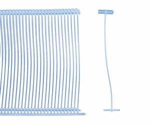 Nylon draad 125 mm - 5000