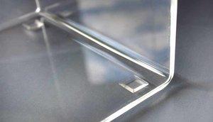 Anti-slip dop - 12,7x12,7mm - Hoogte : 3,1mm