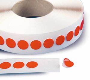 1000 pads tape. 25 mm
