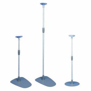 Sokkel metaal-60 voor 100cm