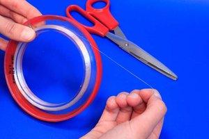 Nylon draad 0.25mm - rol 200m