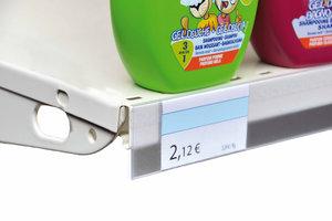 Prijskaarthouder tape montagehulp - 40x1325mm