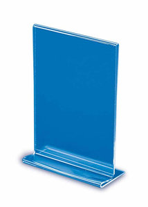 Weergave houder acryl. R/v a6v