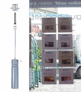 Kabel set plafondbevestiging Lood
