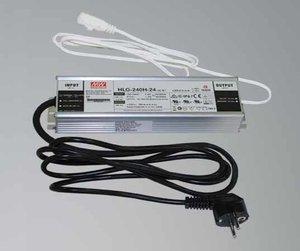 Voedingrail voor 2 tot 10 LED rail - 1800mm