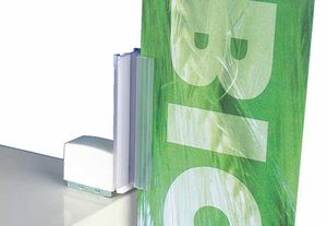 Promobase® gondole swing-grip