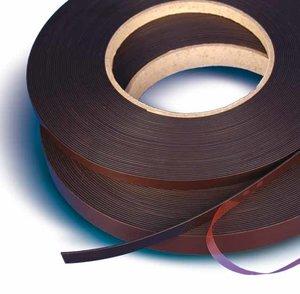 Zelfklevende magntische band pvc-12mmx30m
