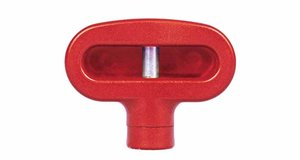 Diefstalbeveiliging  magnetische voor dubbel haak ø8mm