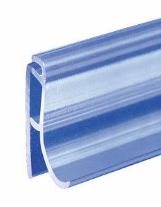 Posterklem transparant  - 60cm