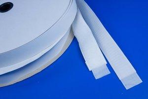 Zelfklevende klittenband - 25mm - lus