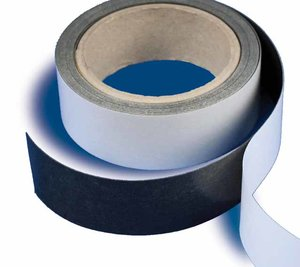 Roltape. Metaal 35mmx10m