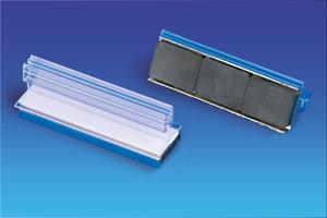 Flexibele T-grip met magneet - 25x75mm