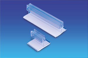 Scharnier T-grip PVC - 25x25mm