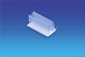 Zelfklevende T-grip - verwijderbare kleefpad - 13x75mm