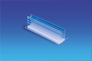 Maxi zelfklevende T-grip - permanente kleefpad - 25x75mm