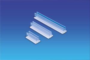 Zelfklevende T-grip - permanente kleefpad - 13x50mm