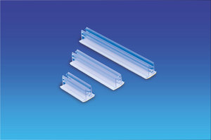 Zelfklevende T-grip - permanente kleefpad - 13x15mm