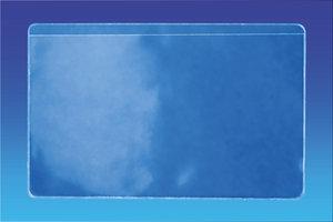 Zelfklevende badgehouder - 60x95mm