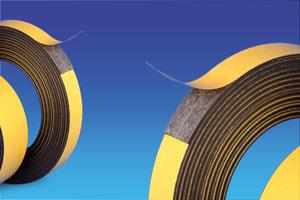Zelfklevende magntische band - 25,4mmx10m-80g/cm