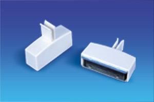 Promobase® paneelhouder 90° - Paneeldikte: 3mm