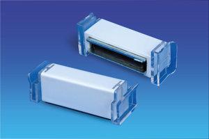 Promobase® paneelhouder 2 posities - Paneeldikte: 3mm