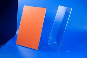 Kaarthouder  - AC - Formaat A4 - Transparant
