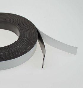 Zelfklevende magneetband  - Dikte 1,5mm - Breedte 20mm