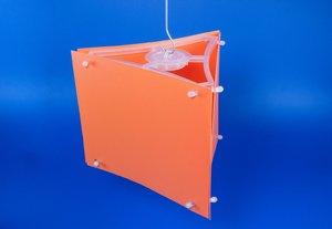Driezijdige mobielhanger  - Afmeting160mm - Formaat A4Horizontaal, A3 Verticaal