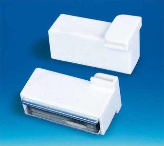 Magneetblok voor paneelhouder rechte presentatie 90°