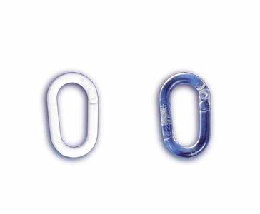 Ovaal pvc ring w. 20mm