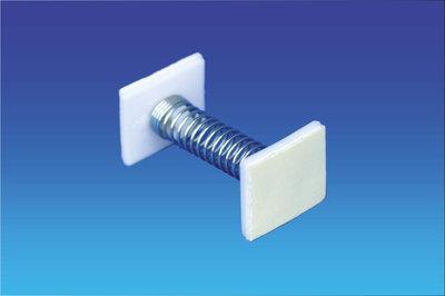 Spacer spring-20x20mm - permanente kleefpad